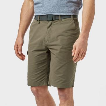 Brown Brasher Men's Shorts