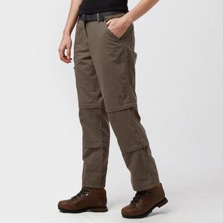 Women's Double Zip-Off Trousers