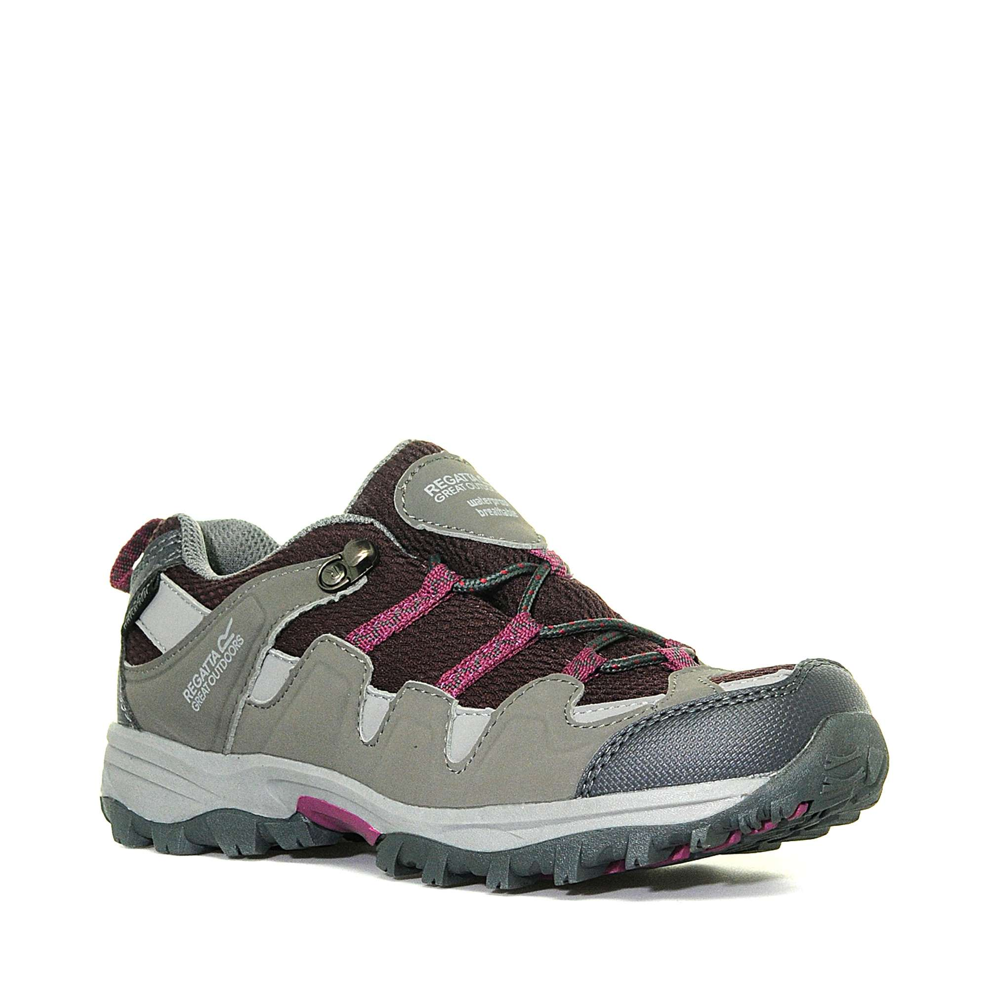 REGATTA Kids' Garsdale Low Walking Shoe