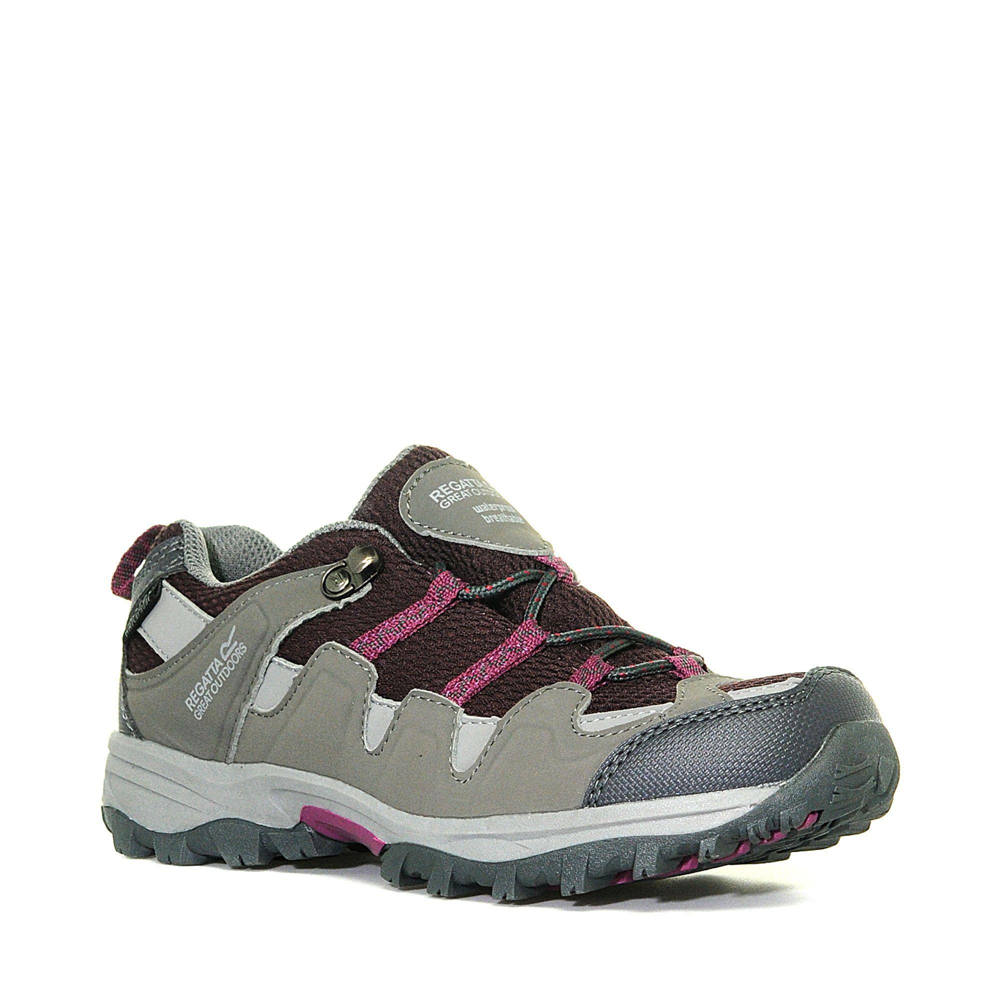 REGATTA Boys' Garsdale Low Walking Shoe