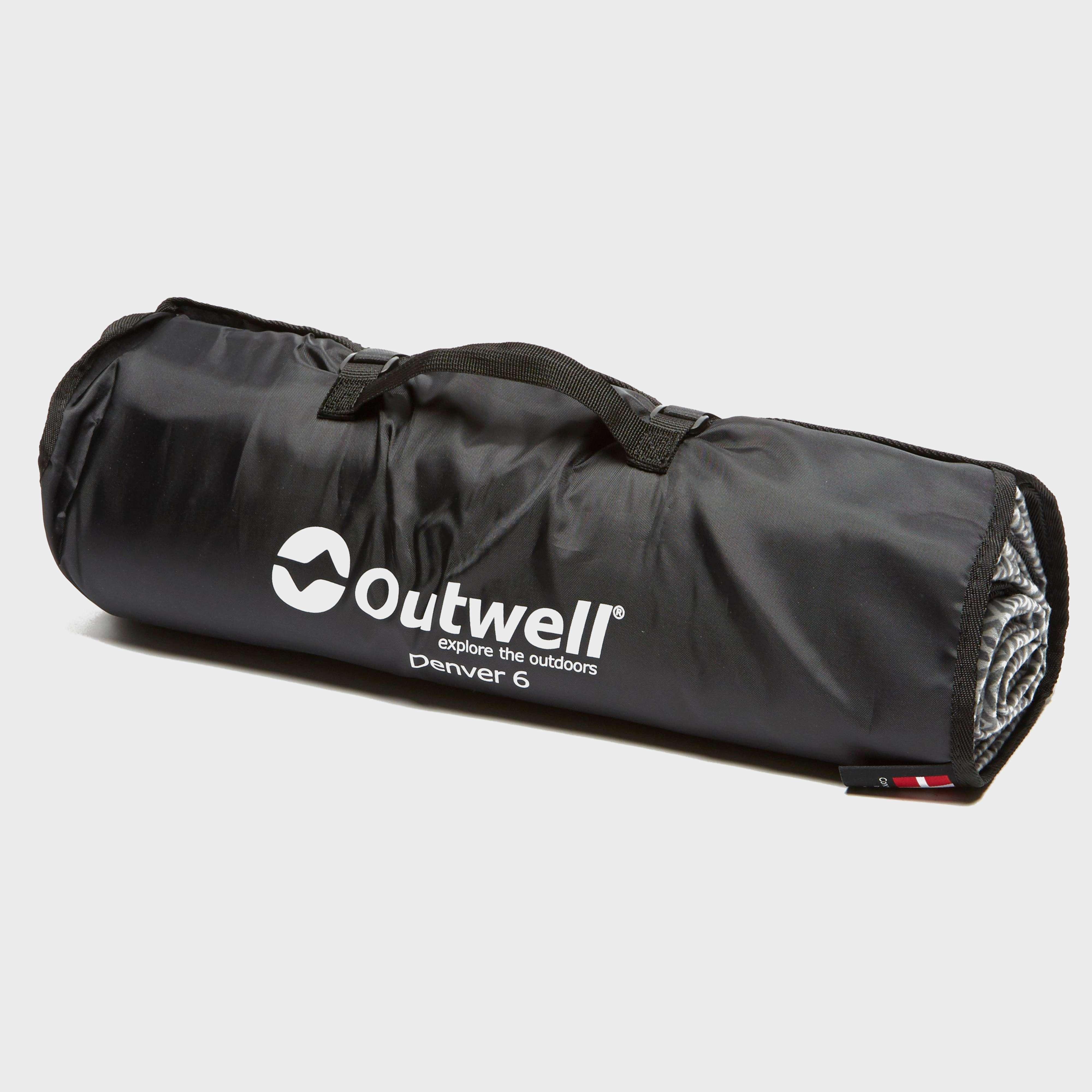 OUTWELL Denver 6 Flat Woven Tent Carpet