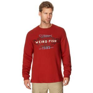 WEIRD FISH Men's Statement Crew Neck Sweatshirt