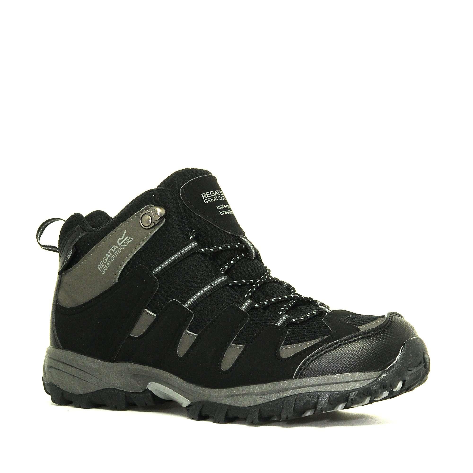 REGATTA Boys' Garsdale Walking Boot
