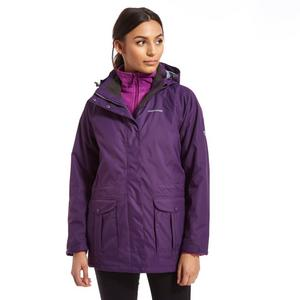 CRAGHOPPERS Women's Madigan 3 in 1 Waterproof Jacket