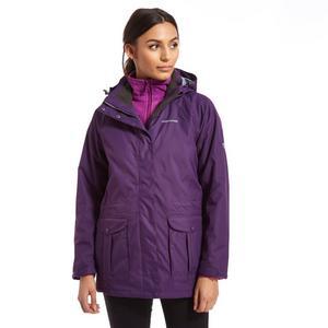 CRAGHOPPERS Women's Madigan 3 in 1 Waterproof Jacket