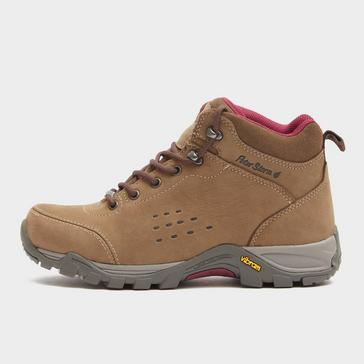 Brown Peter Storm Women's Grizedale Mid Boot