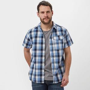 PETER STORM Men's Short Sleeve Travel Shirt
