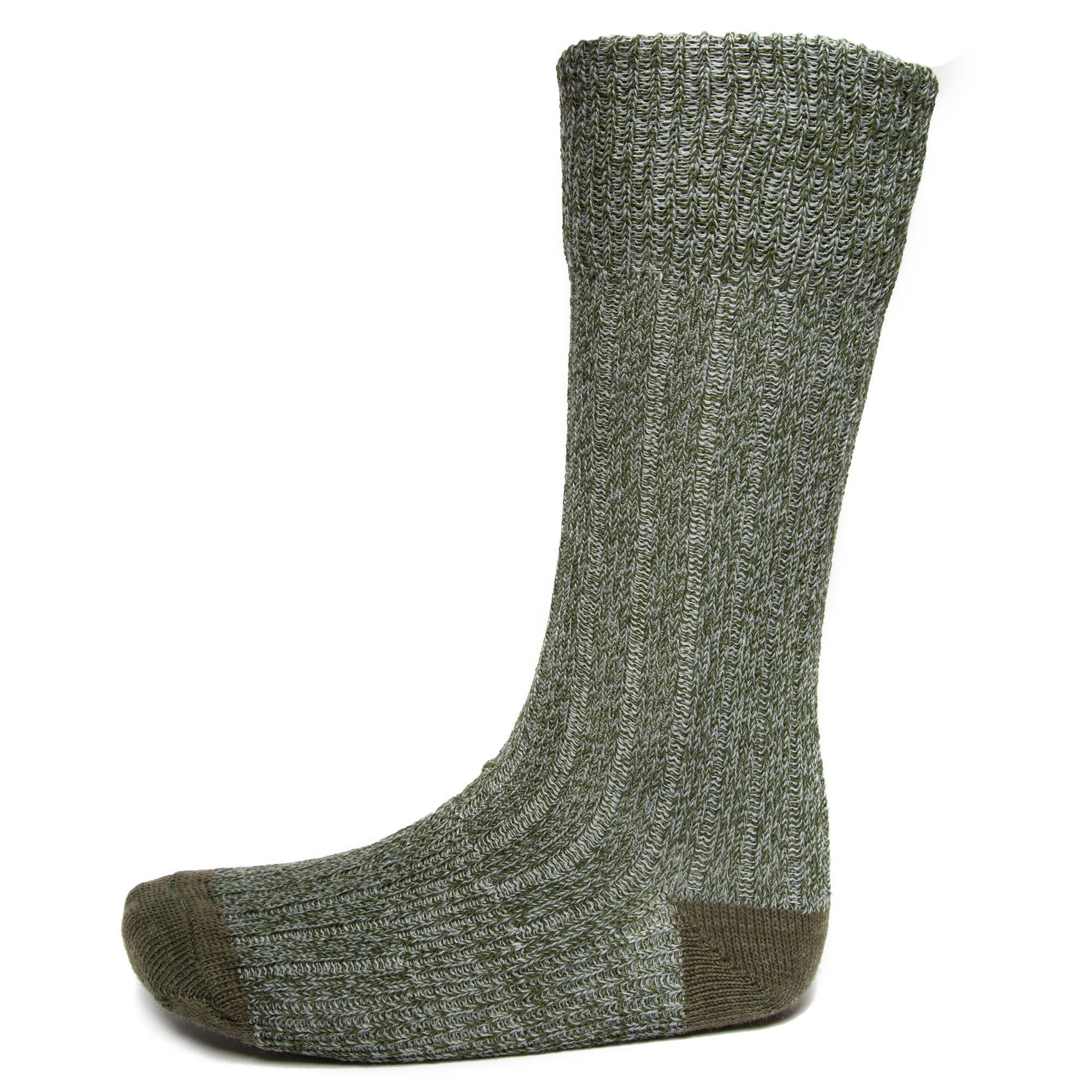 Image of 1000 Mile Men's Ultimate Heavyweight Walking Sock, Green