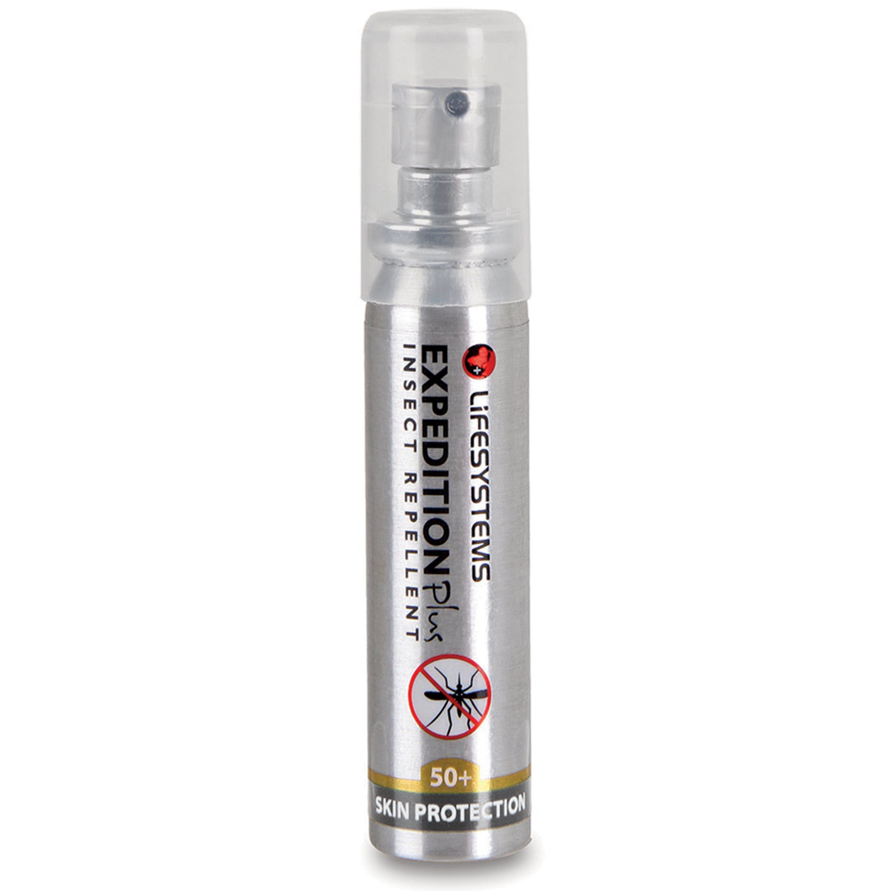 LIFESYSTEMS Expedition 50+ 25ml Insect Repellent Spray