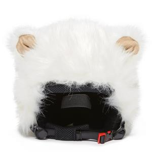 HEADZTRONG Polar Bear Helmet Cover