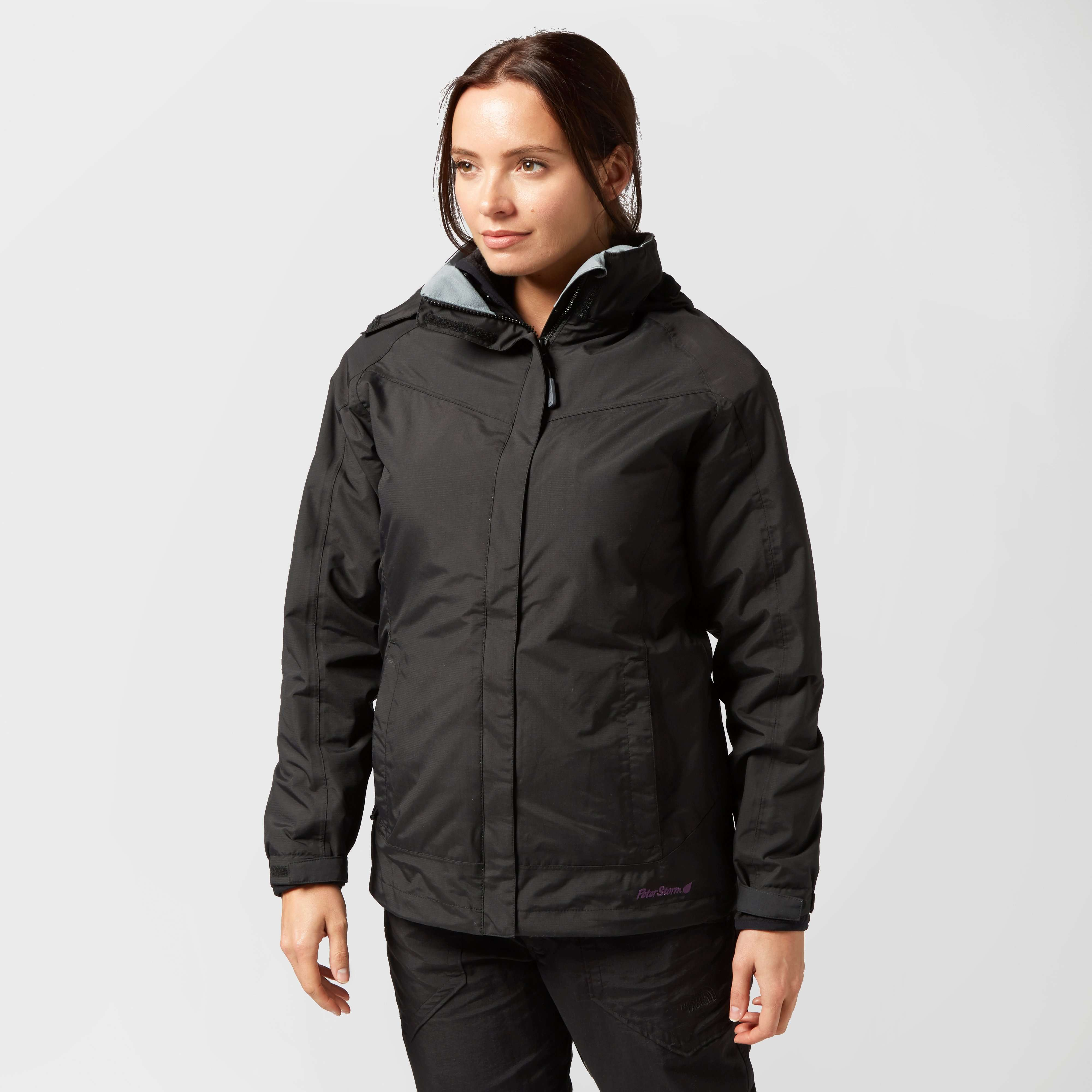 PETER STORM Women's Hurricane 3 in 1 Jacket