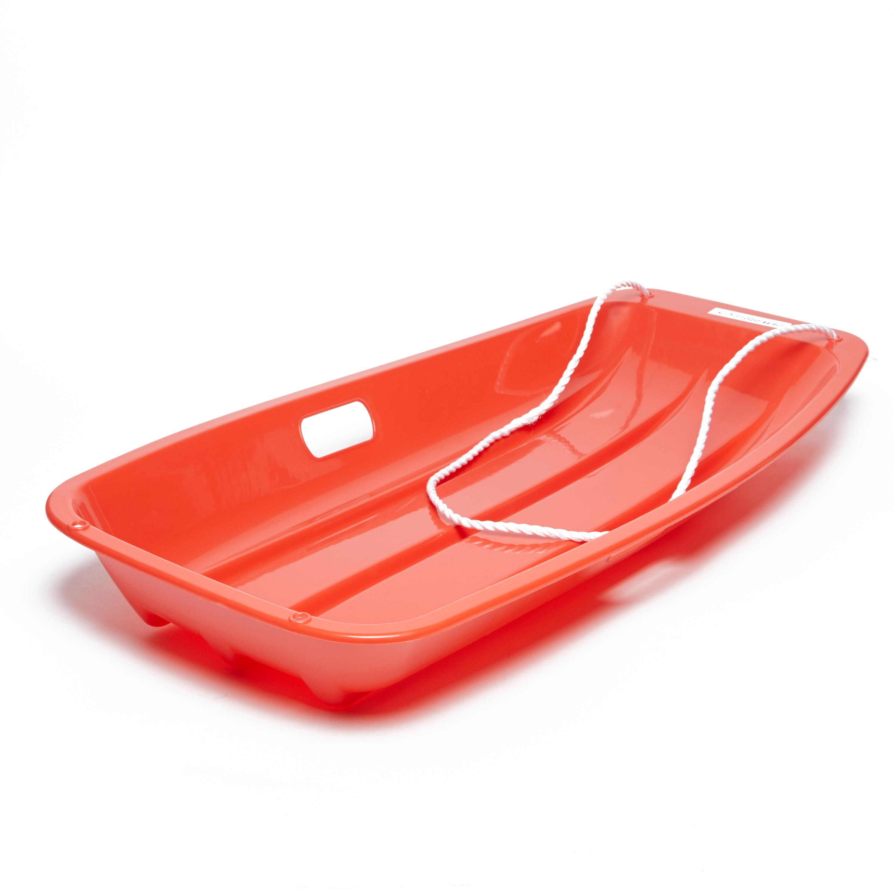 Booster Snow Sledge Red