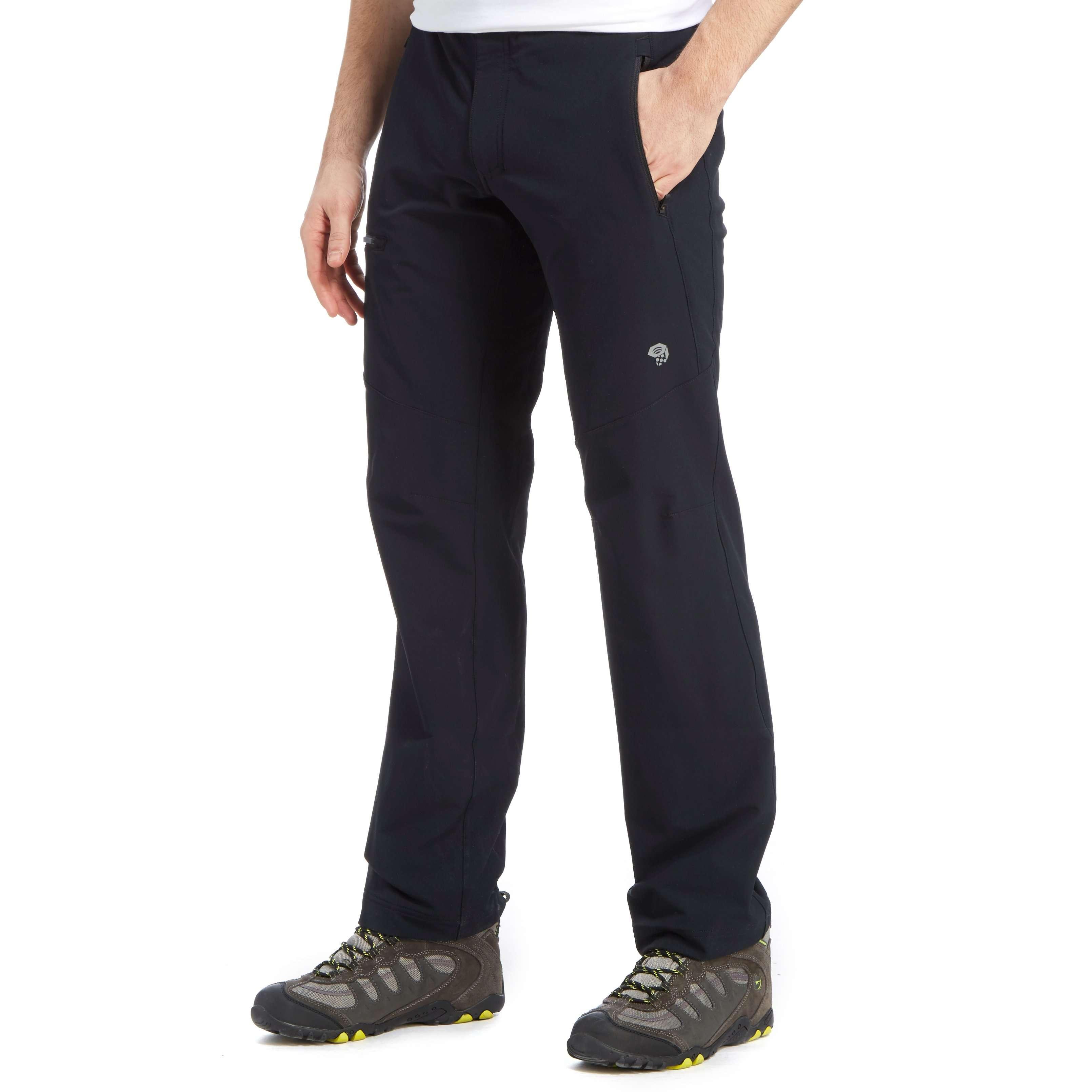 MOUNTAIN HARDWEAR Men's Chockstone Mid-Weight Active Pants