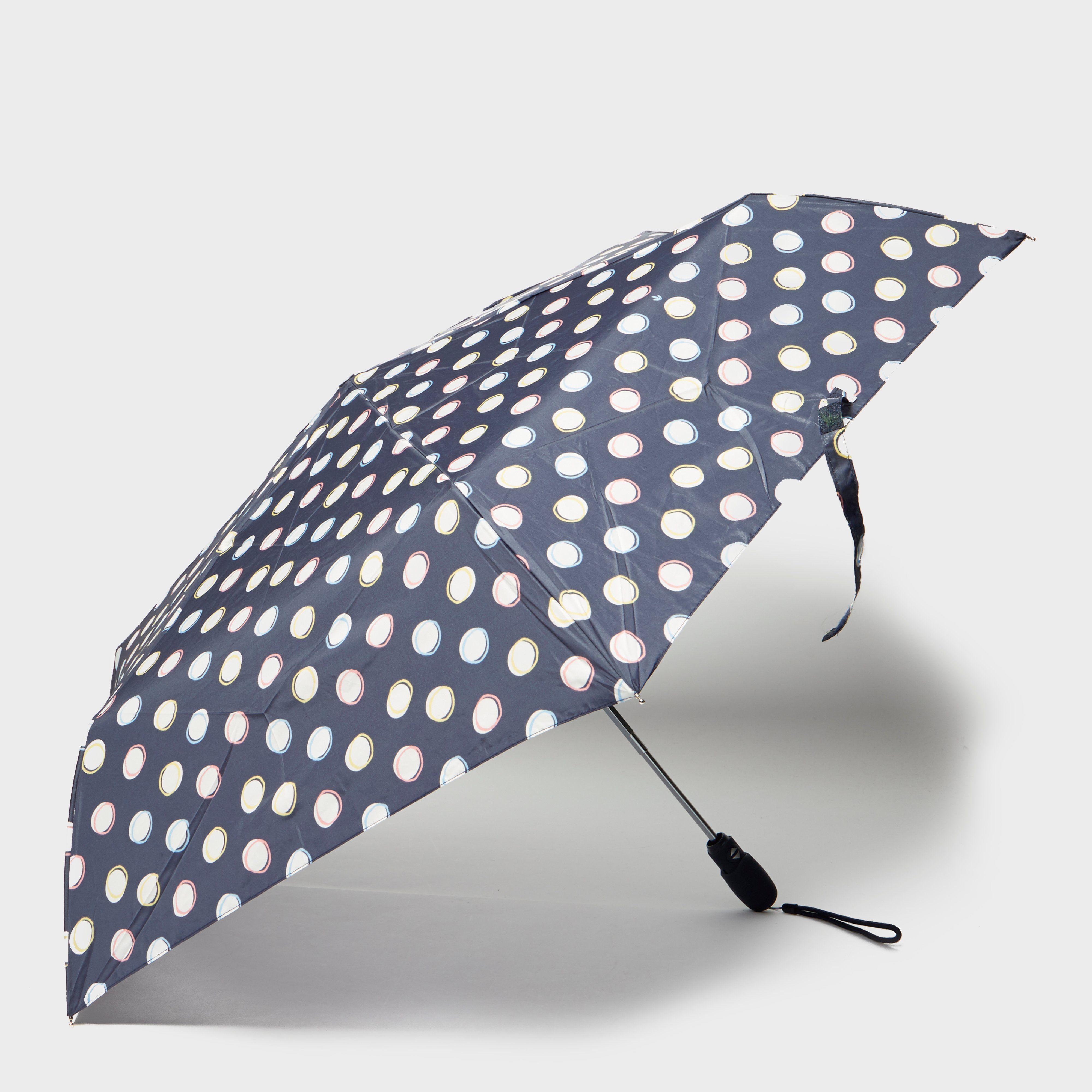 FULTON Superslim 2 Polka Dot Umbrella