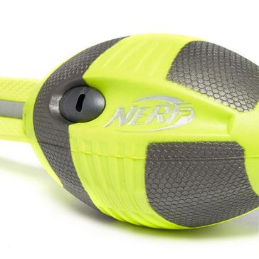 Yellow NERF N-Sports Vortex Aero Howler Football