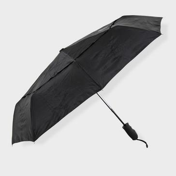 Black LIFEVENTURE Trek Umbrella