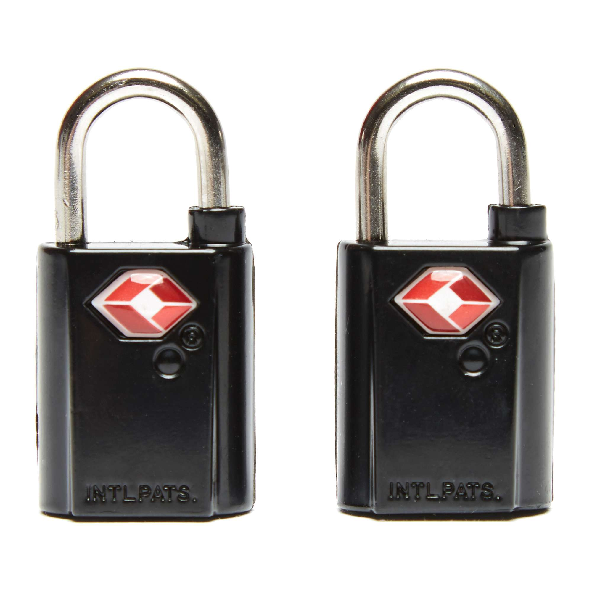 LIFEVENTURE TSA Mini Padlock 2 Pack