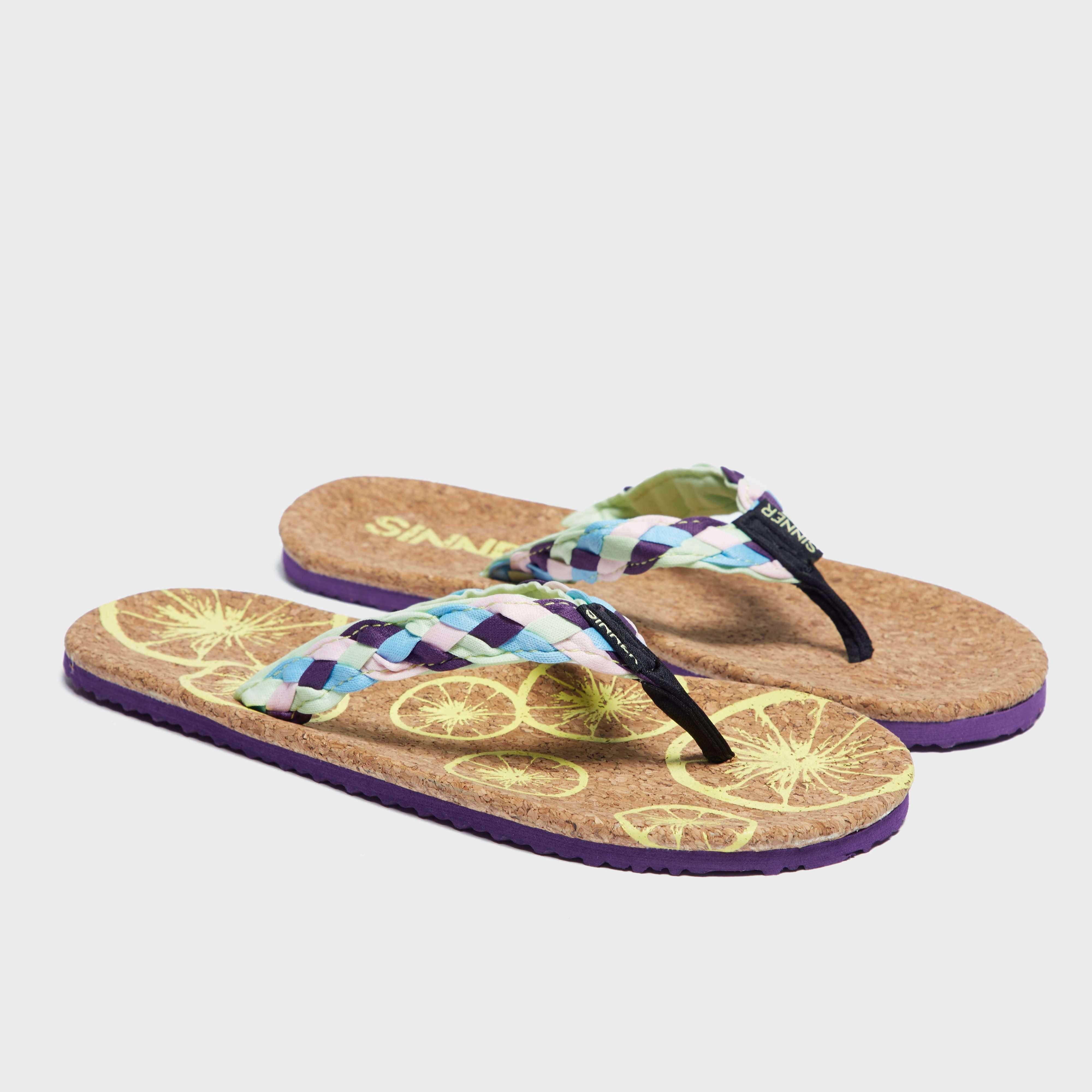 SINNER Women's Cork Sandal