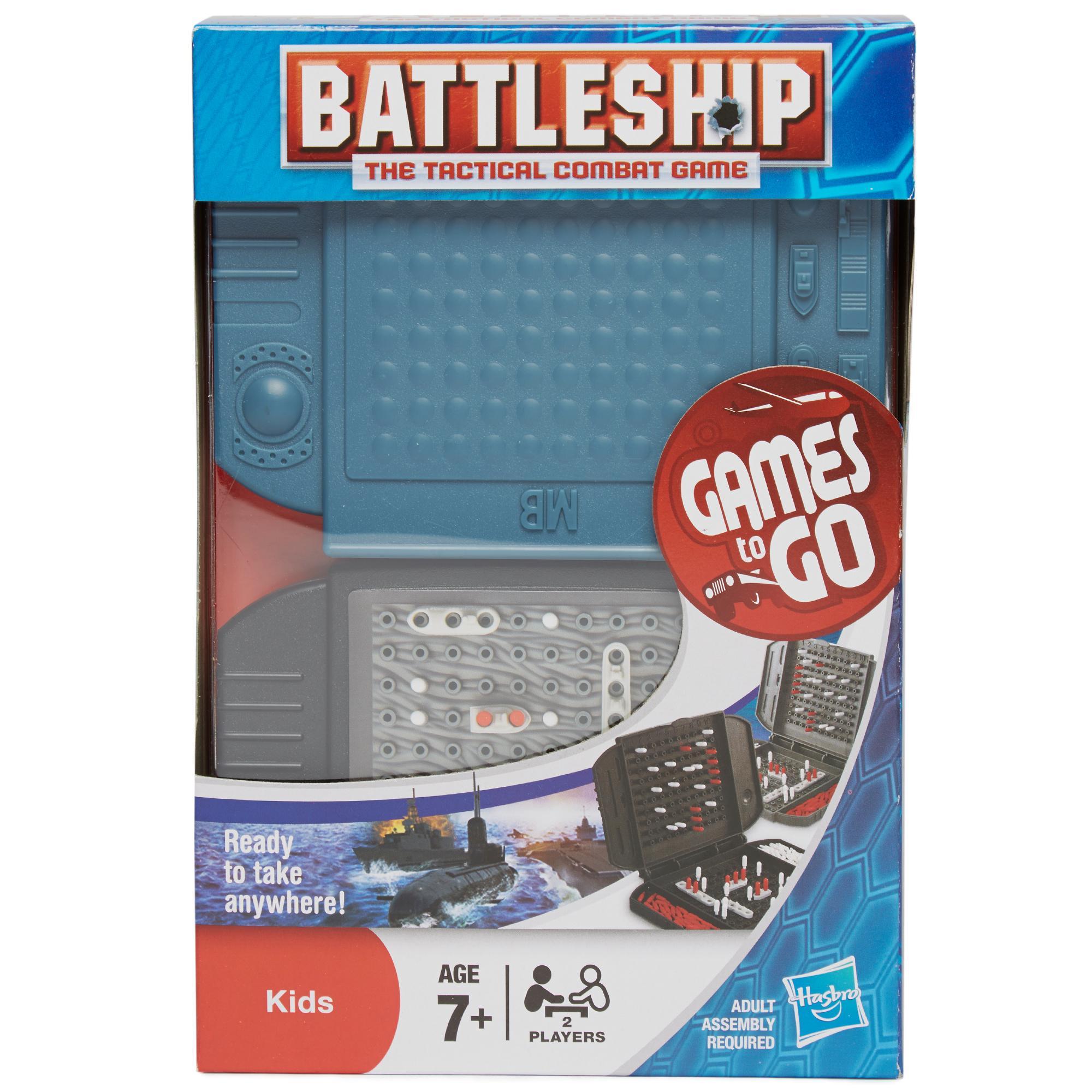 Image of Hasbro Battleship Grab & Go - Multi, Multi