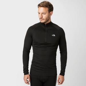 THE NORTH FACE Men's Warm Long Sleeve Half-Zip Baselayer