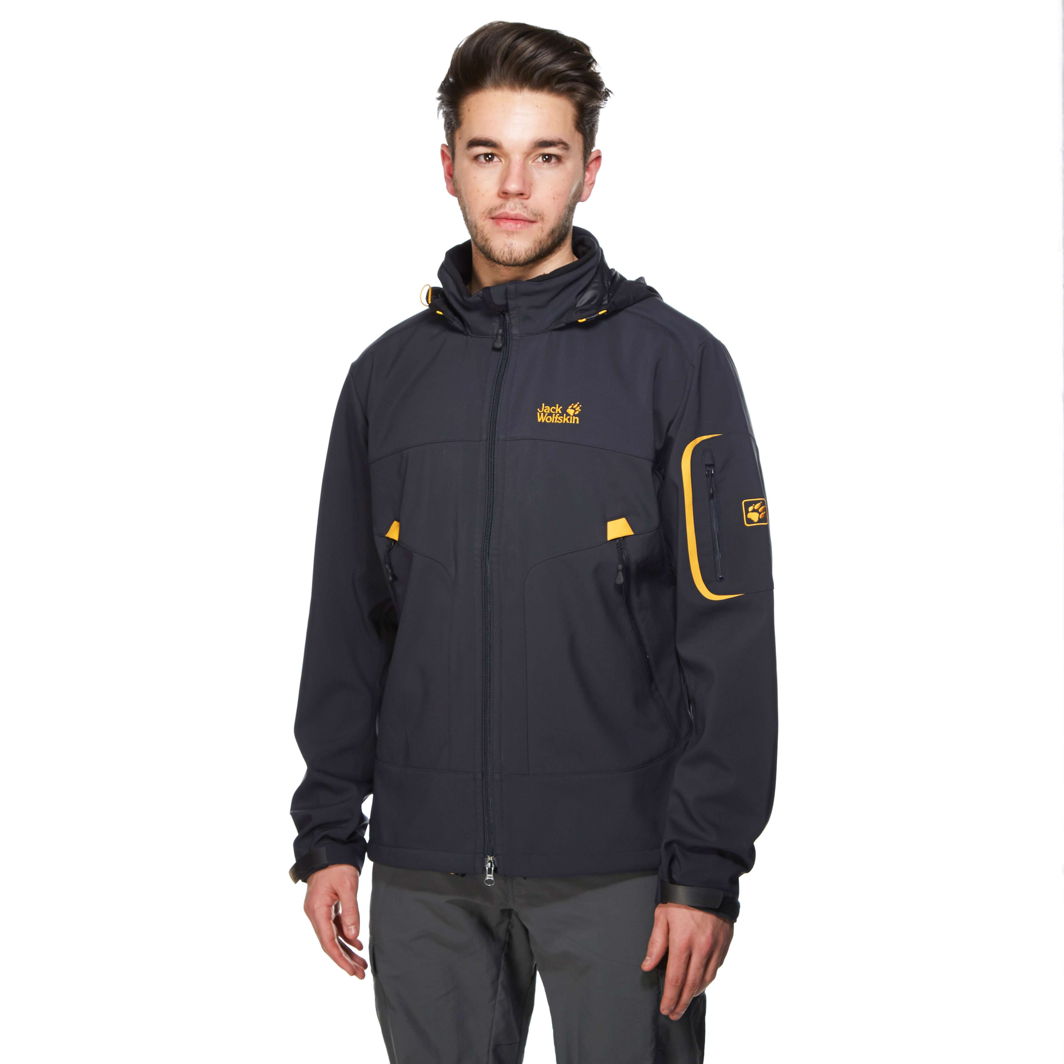 JACK WOLFSKIN Men's Chilly Pass Jacket