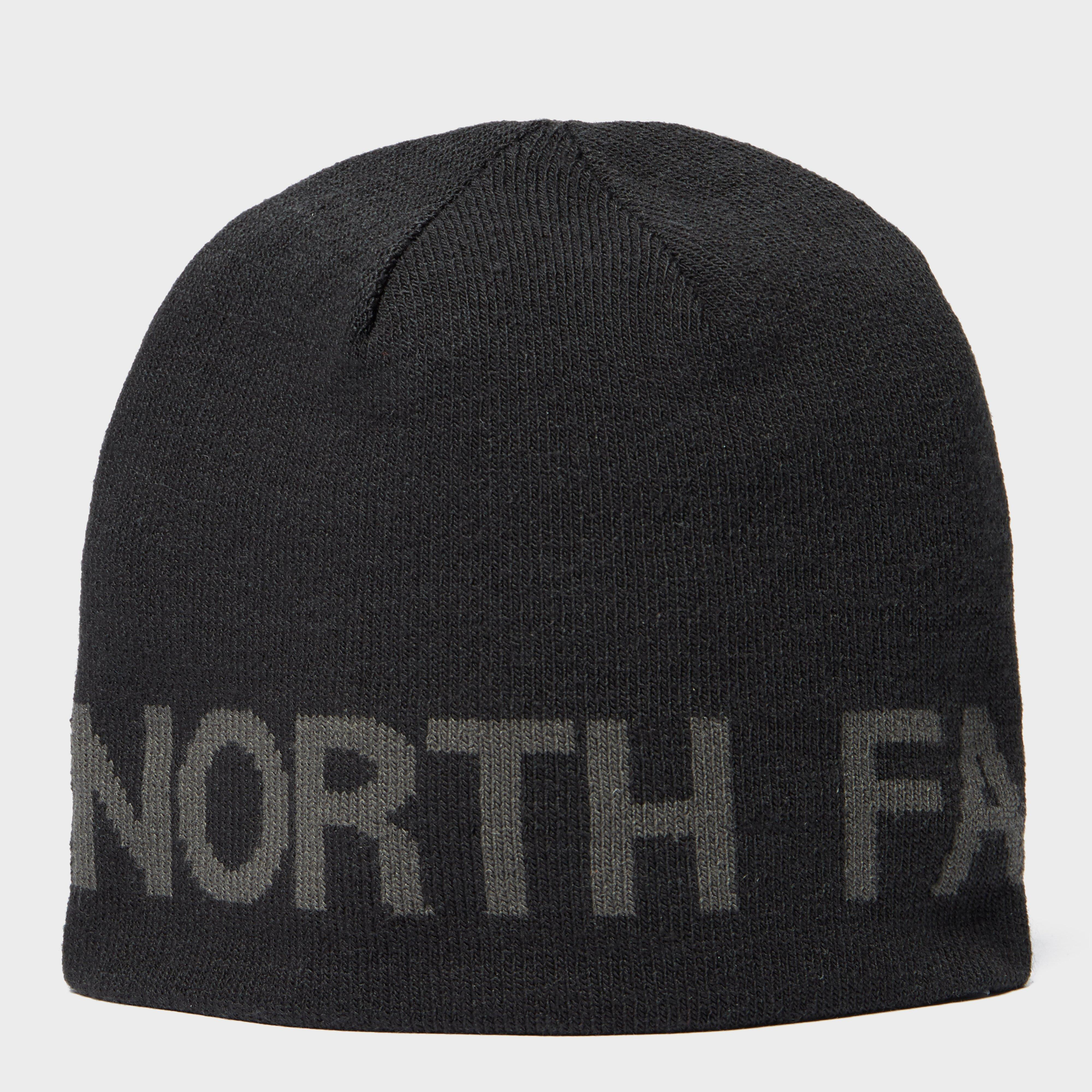 f0a2f535041 Black THE NORTH FACE Men s Reversible Knitted Beanie image 1