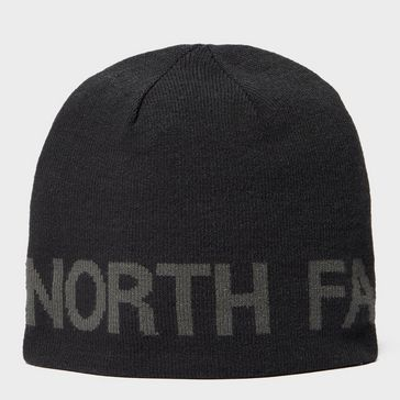 b091fe28 Black THE NORTH FACE Men's Reversible Knitted Beanie ...