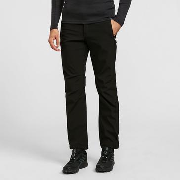 Black Regatta Men's Geo II Softshell Trousers