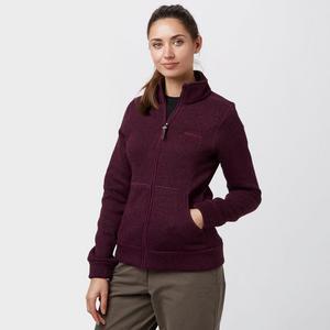 BRASHER Women's Rydal Knit Fleece Jacket