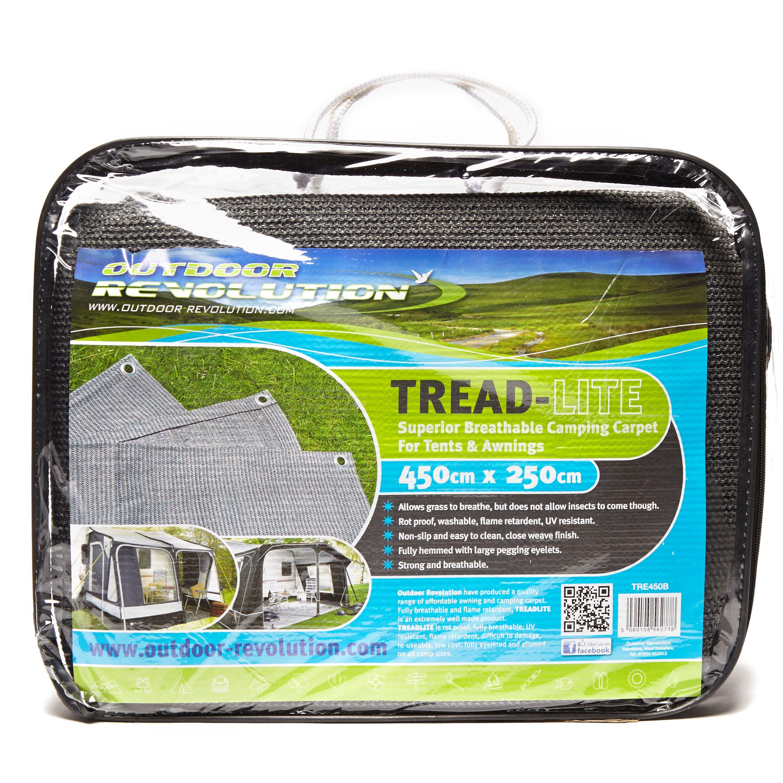 BLUE DIAMOND Tread-Lite Camping Carpet 450 x 250cm