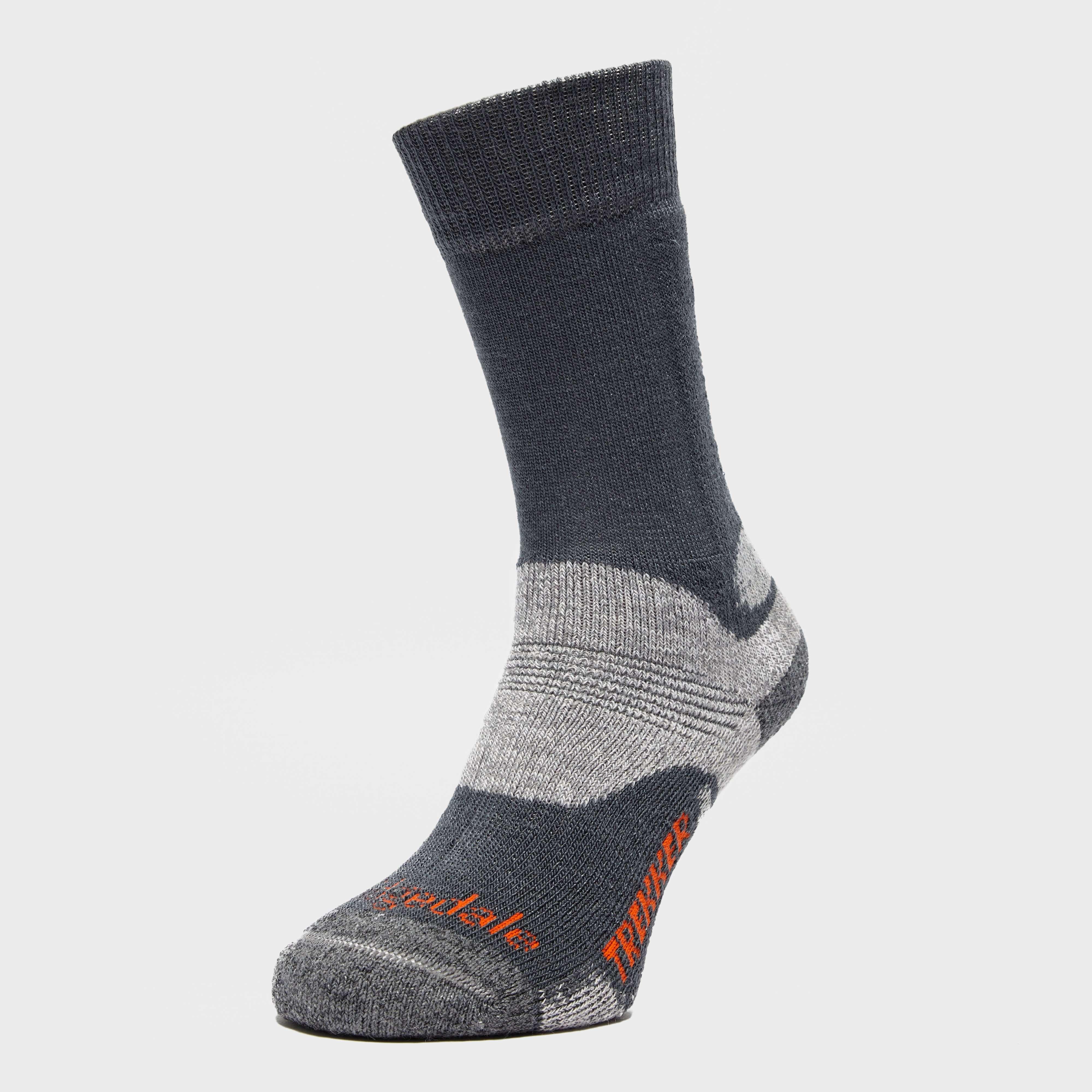 BRIDGEDALE Men's Woolfusion® Trekker CuPED® Socks