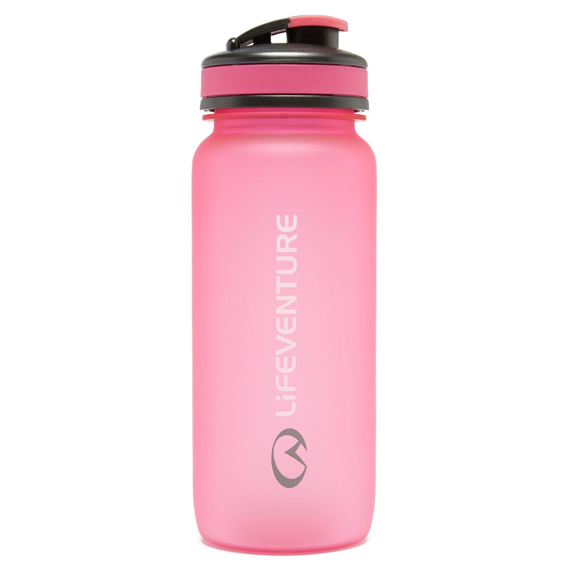 Lifeventure Lifeventure Tritan 650ml Bottle - Pink, Pink