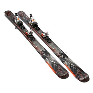 K2 Amp Rictor 82 x TI Skis from MXC 12 bindings