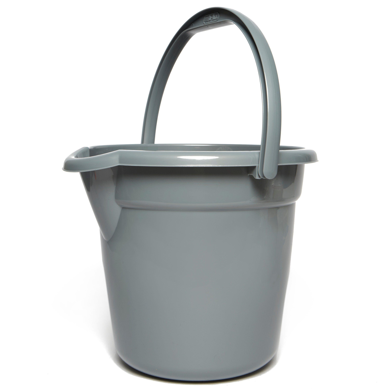 QUEST 12 Litre Plastic Bucket