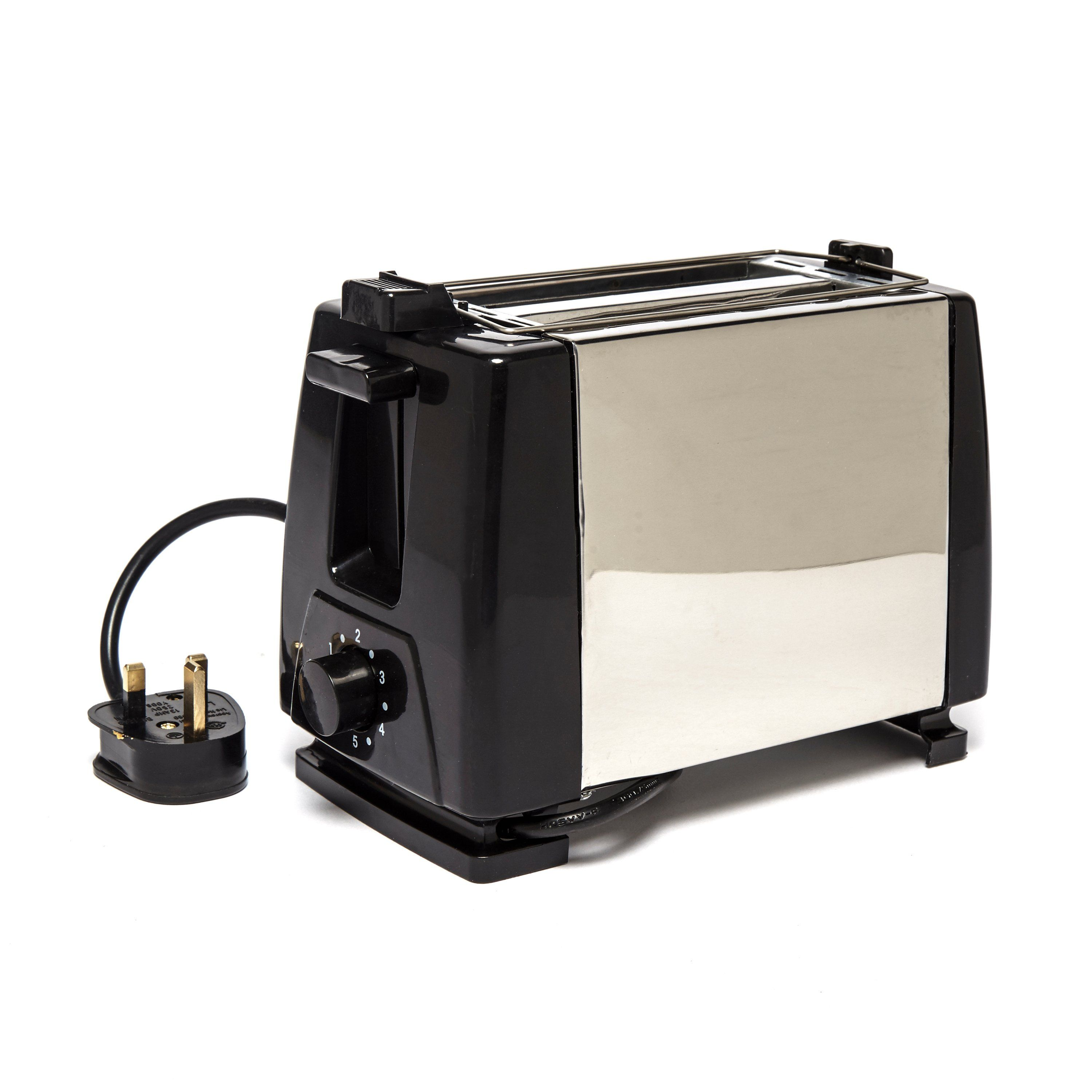 QUEST Stainless Steel Mini Toaster Oven 650W
