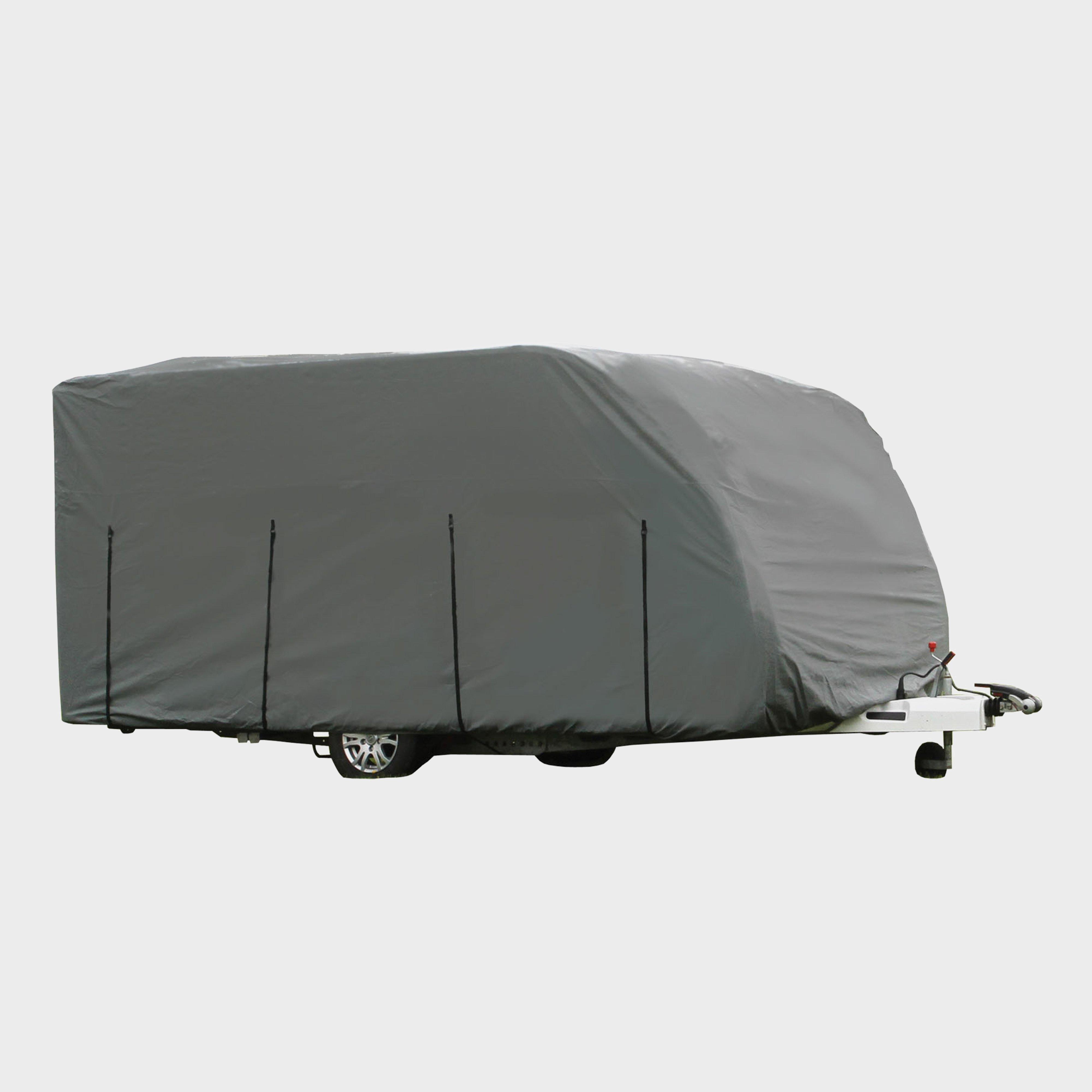 Quest Quest Caravan Cover 12-14ft - Grey, Grey