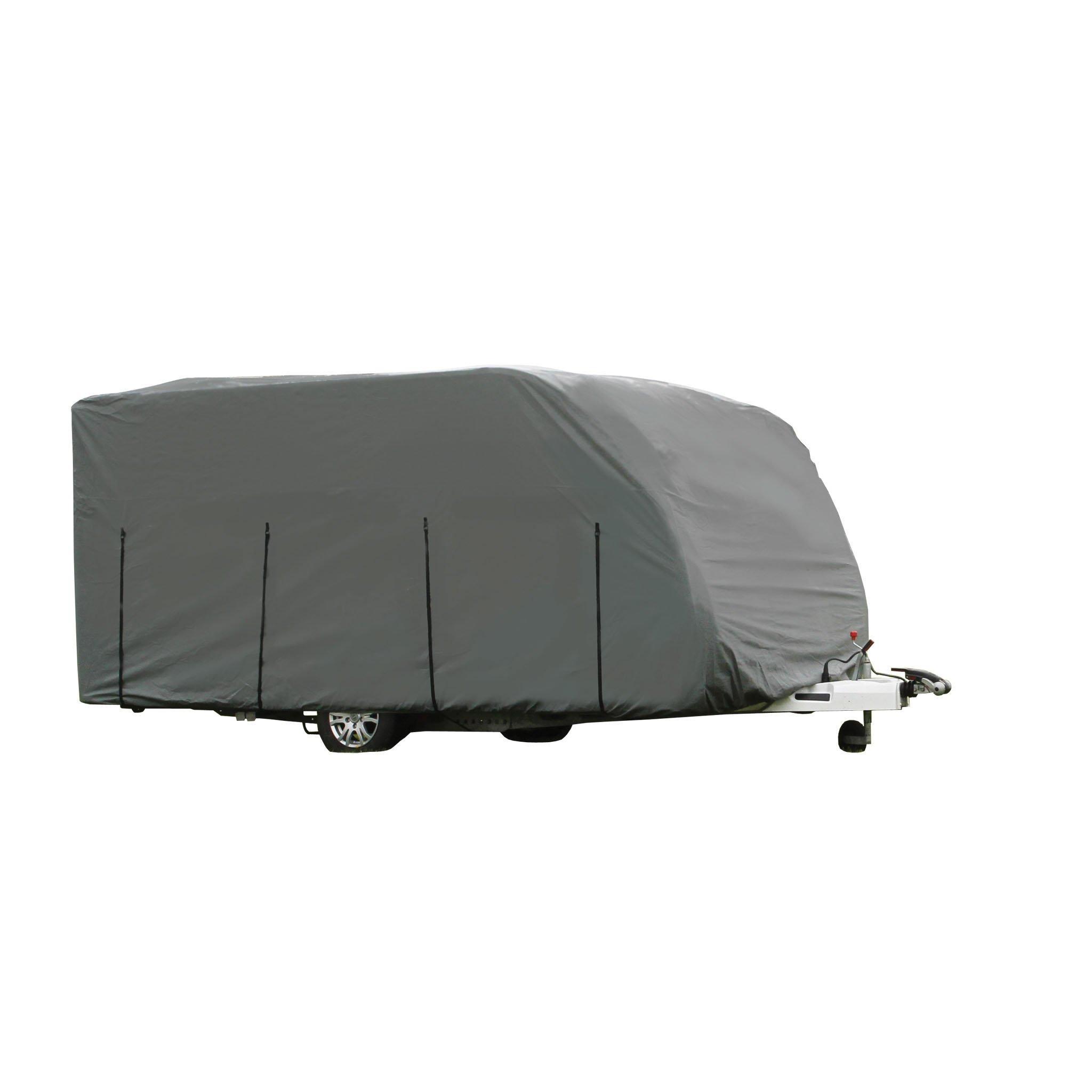 Quest Quest Caravan Cover 21-23ft - Grey, Grey