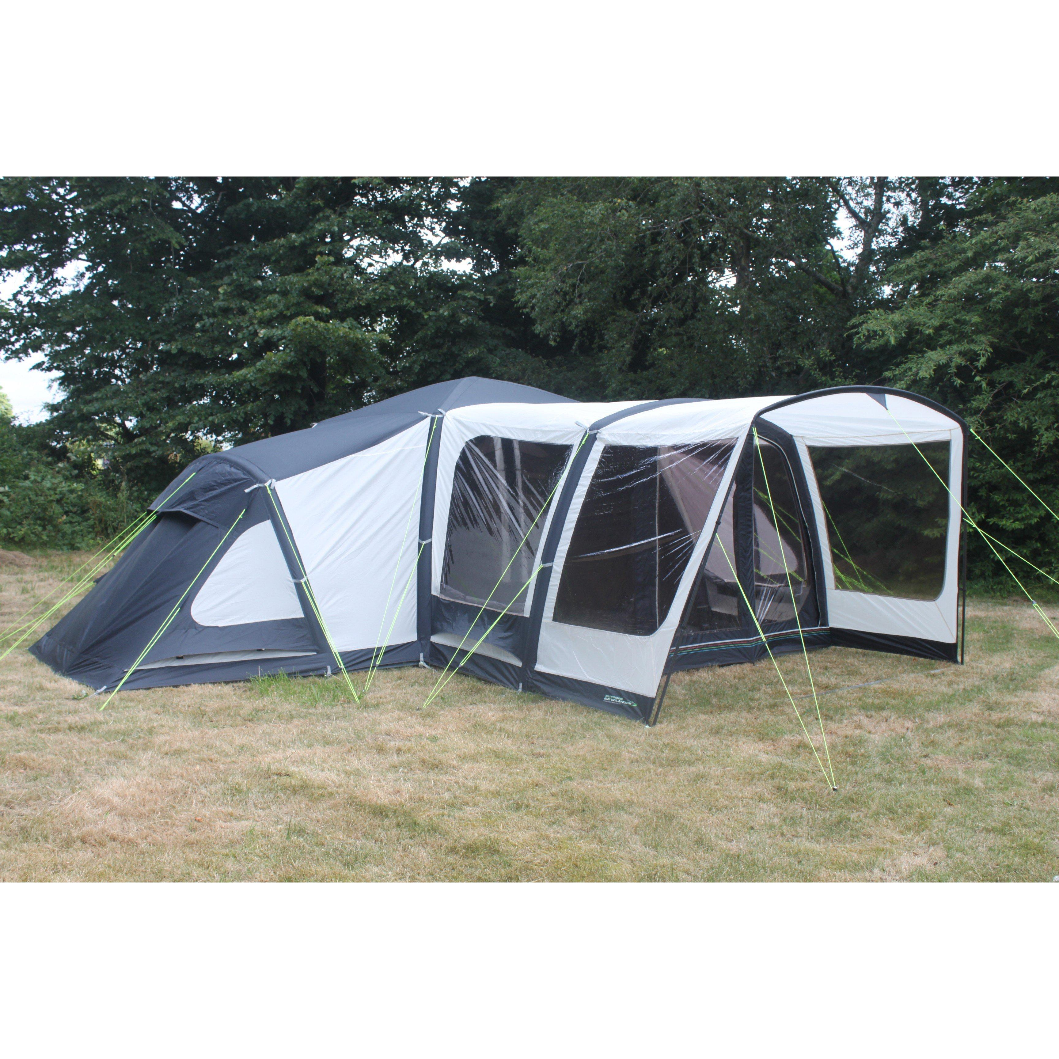 White Outdoor Revolution Airedale 12.0 Tent ...  sc 1 st  Millets & Inflatable Tent u0026 Air Tents | Blow Up Tent | Millets