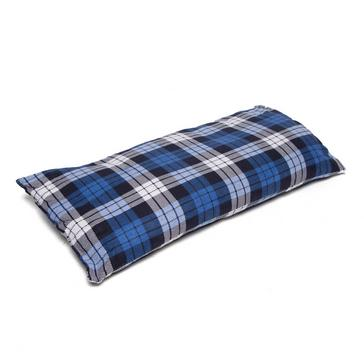 Blue Eurohike Flannel Pillow