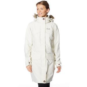 JACK WOLFSKIN Women's White Rock 3 in 1 Coat