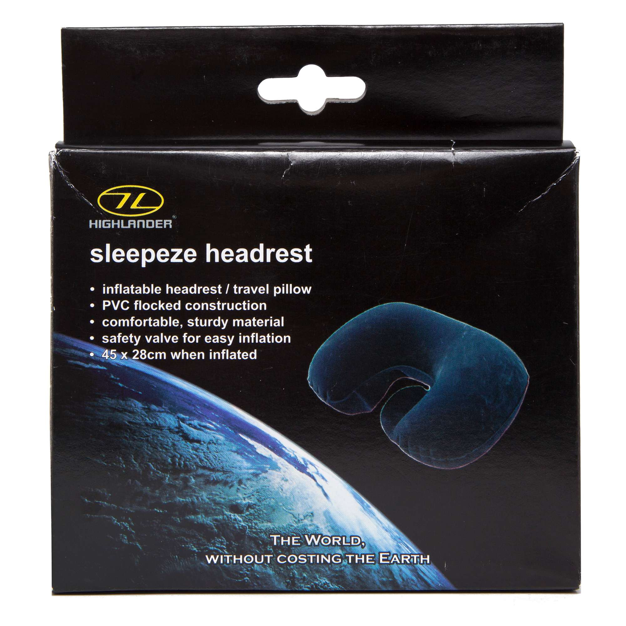 HIGHLANDER Sleepeze Inflatable Headrest
