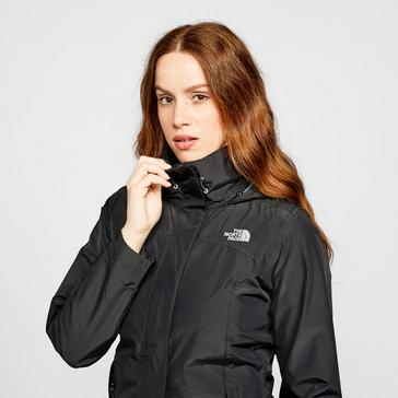 f3c1de448f03 Black THE NORTH FACE Women s Sangro Jacket