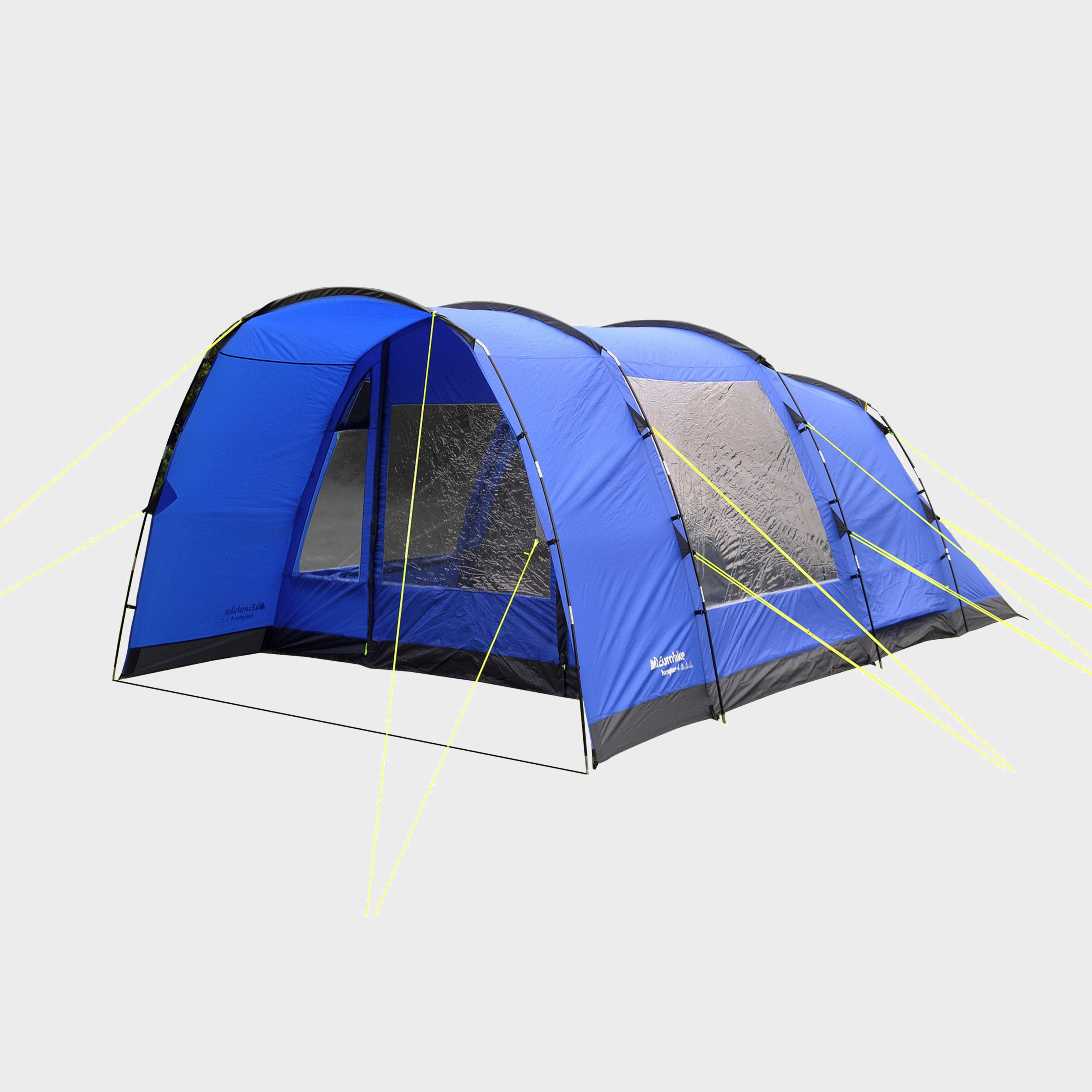 H&ton 4 Family Tent & Eurohike Hampton 4 Family Tent