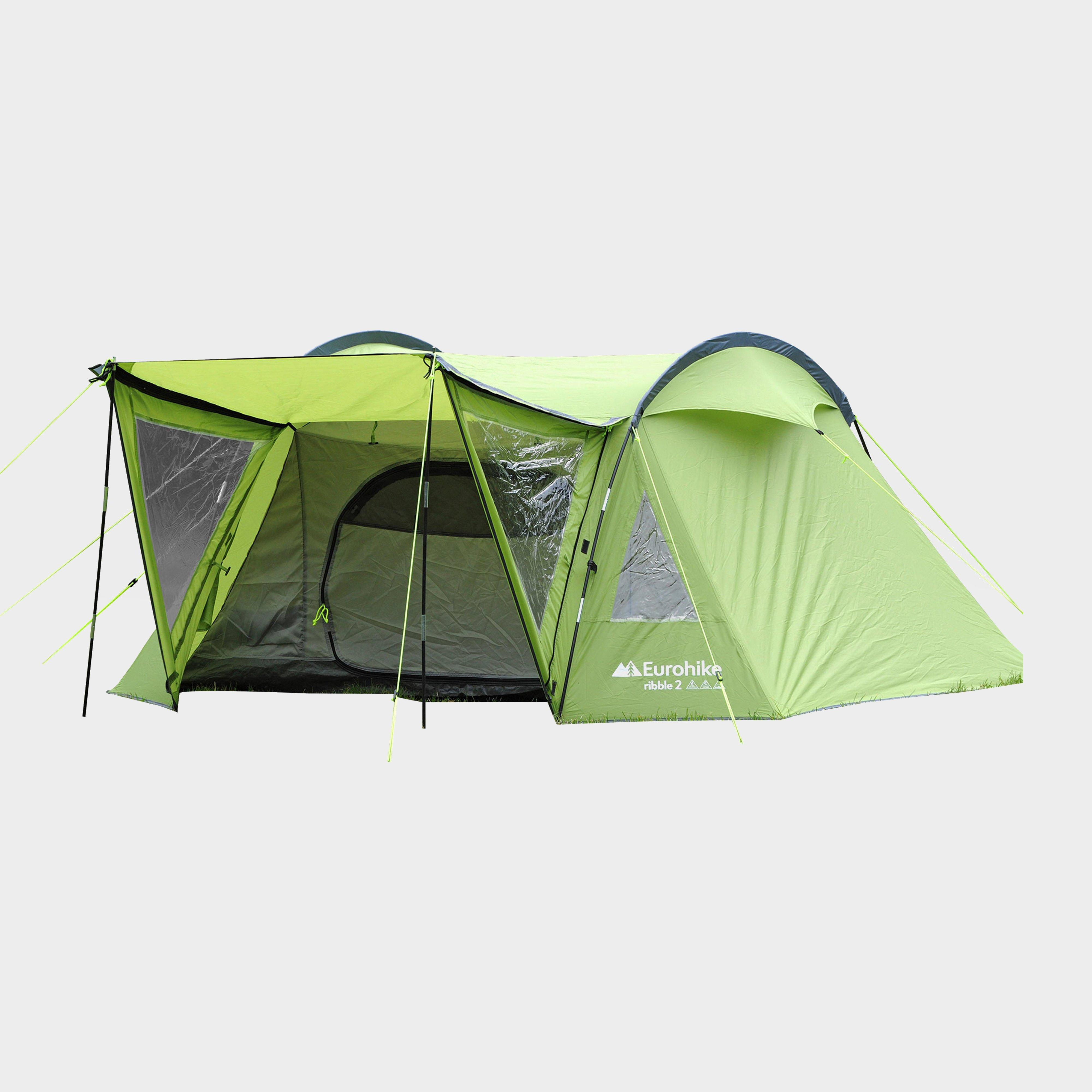 EUROHIKE Ribble 200 2 Person Tent & 2 Man Tents u0026 2 Person Tents | Festival u0026 Pop Up Tents | Millets