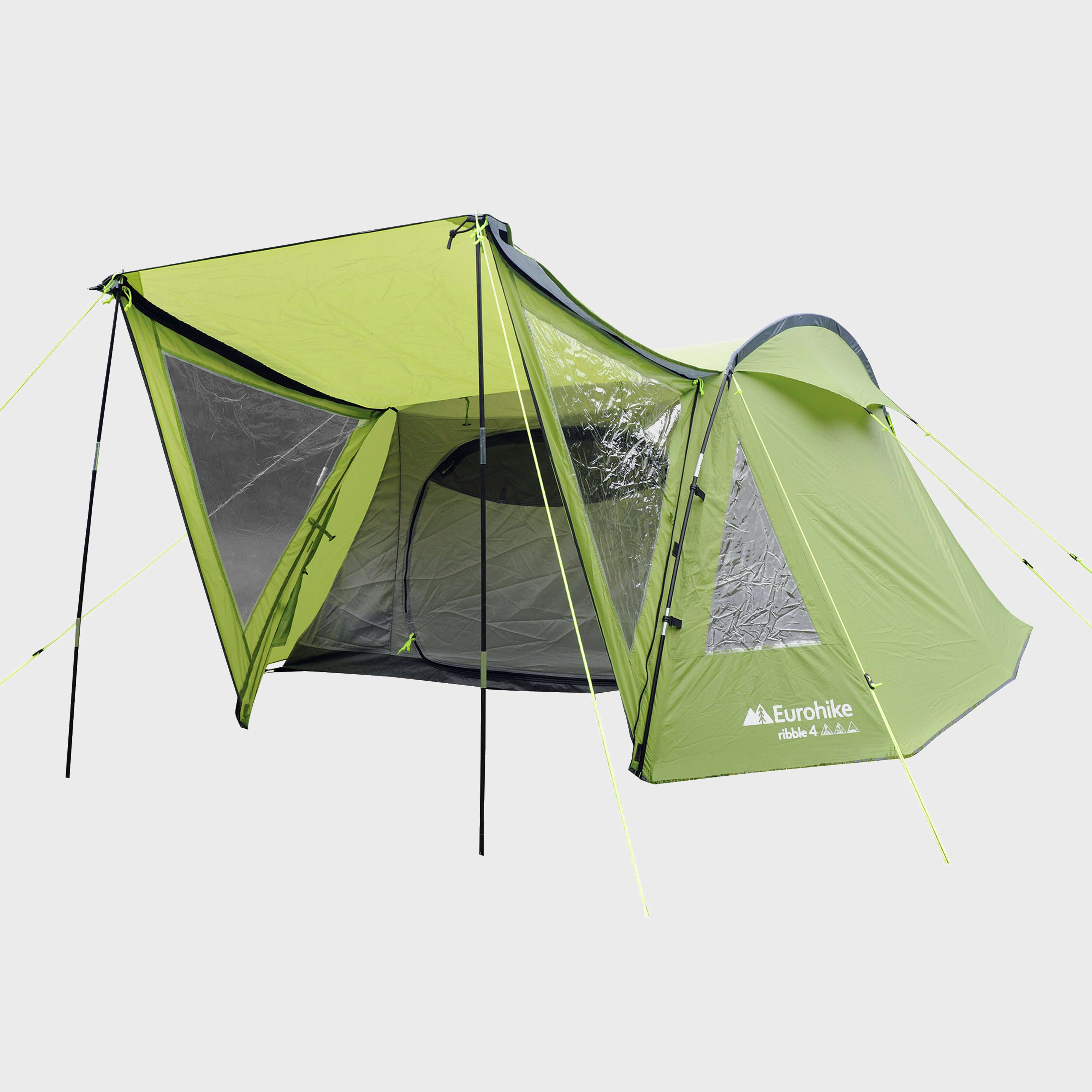 EUROHIKE Ribble 400 4 Person Tent