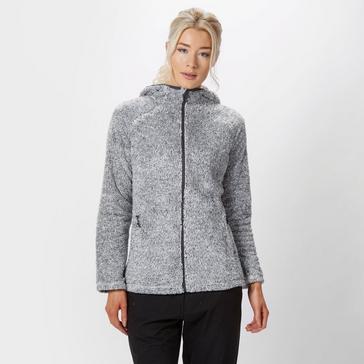 Grey|Grey Peter Storm Women's Millie High Loft Fleece