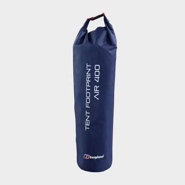 Black Berghaus Air 4 Tent Footprint