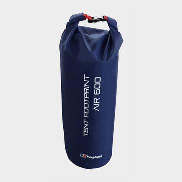 Grey|Grey Berghaus Air 6 Tent Footprint