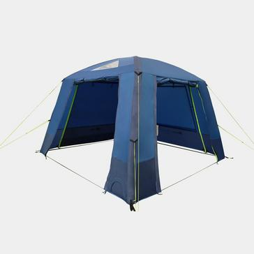 Blue Berghaus Air Shelter