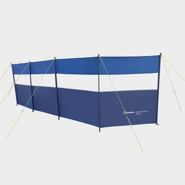 Blue Berghaus Windstop